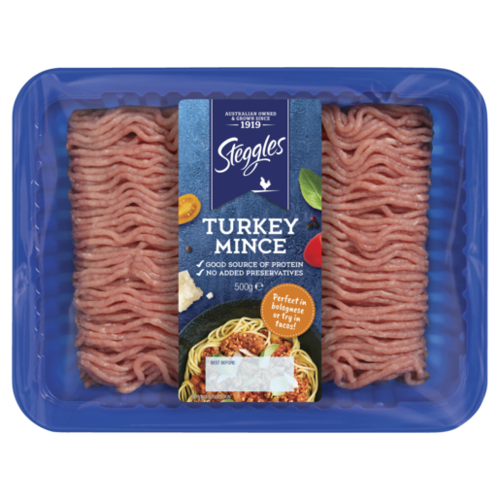 Steggles Turkey Mince