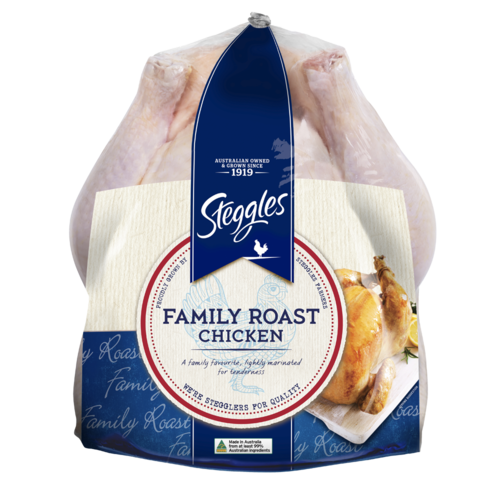 Family Roast Chicken