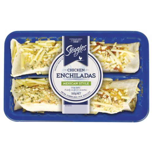 Chicken Enchiladas Mexican Style