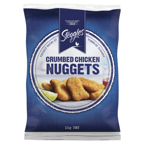 Crumbed Chicken Nuggets