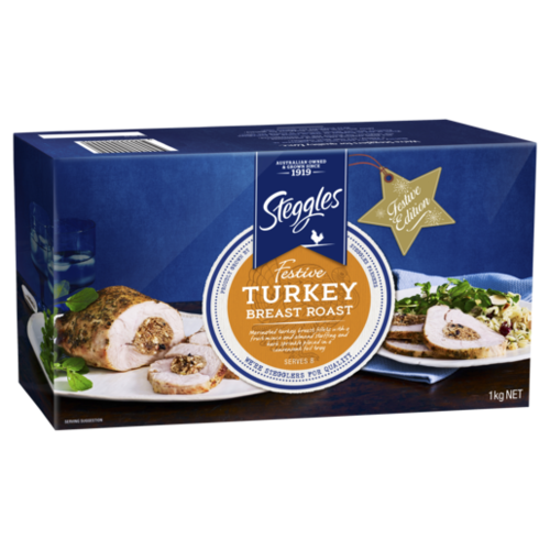 Turkey Breast Roast Festive Roast