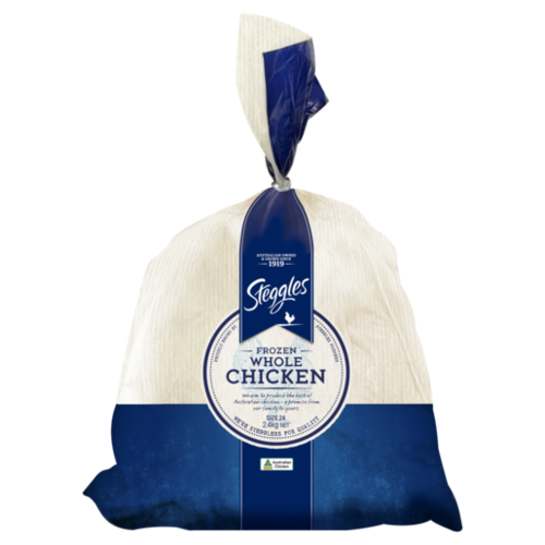 Whole Chicken Frozen 2.4kg