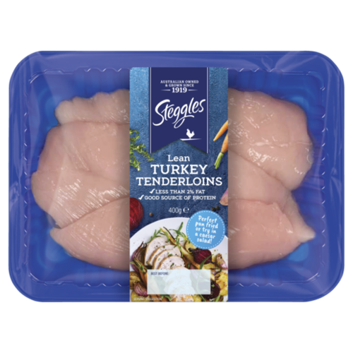Steggles Lean Turkey Tenderloins