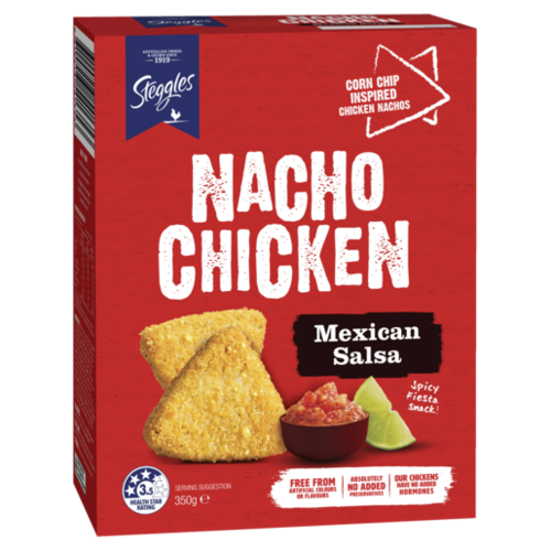 Mexican Salsa Nacho Chicken