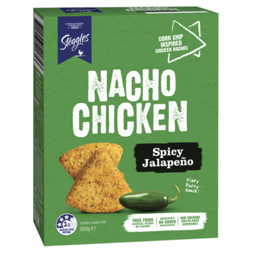 Spicy Jalapeno Nacho Chicken
